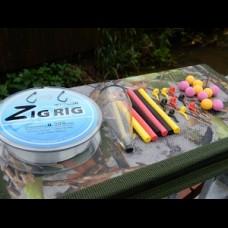 Zig Full Kit Deal including MozzyHooks and float