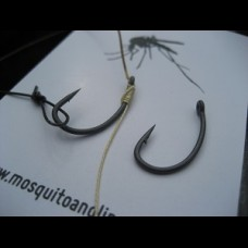 MozzyHooks Curved  Pack of 10