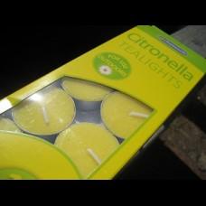 Mosquito repellent Citronella candles. x 12 pack