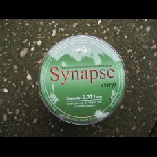 SYNAPSE CARP mono, olive green with a BS @22 and a diameter of 0.371mm on a 600m spool.