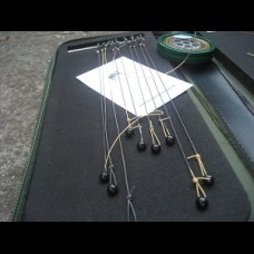 The Ronnie rig deal includes 20 pre-tied Ronnie Rigs and FREE rig wallet worth £7.49. MozzyCurves 6 and 8 25lb soft braid