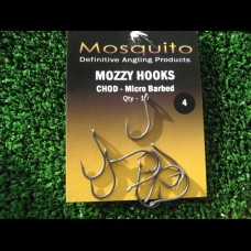 MozzyHooks Chod (Pack of 10)