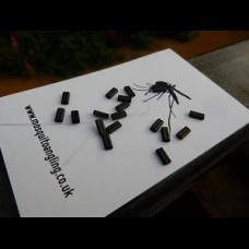 CRIMPS 0.7mm dia 15 per pack