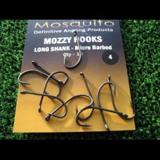 MozzyHooks LongShank (Pack of 10)